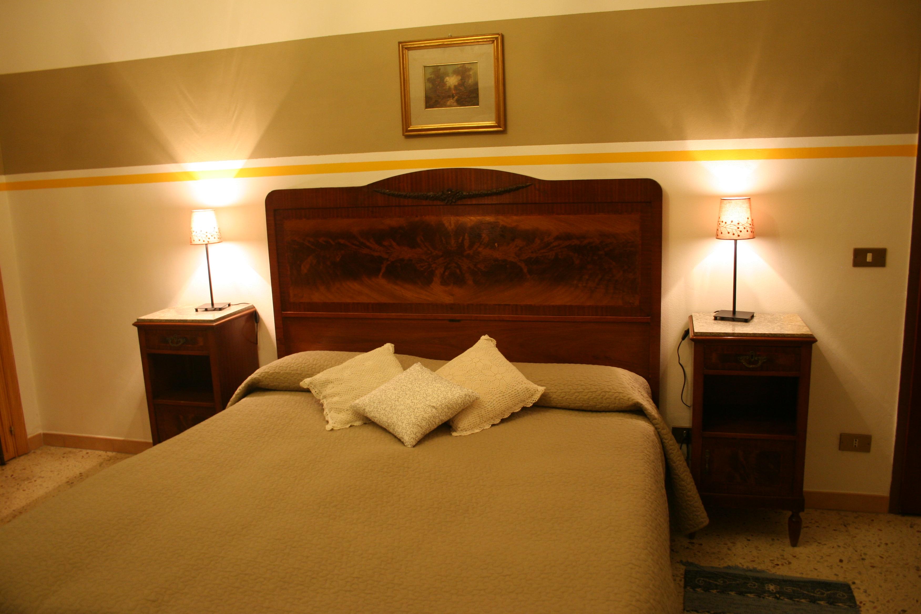 Camera matrimoniale Carlo Magno
