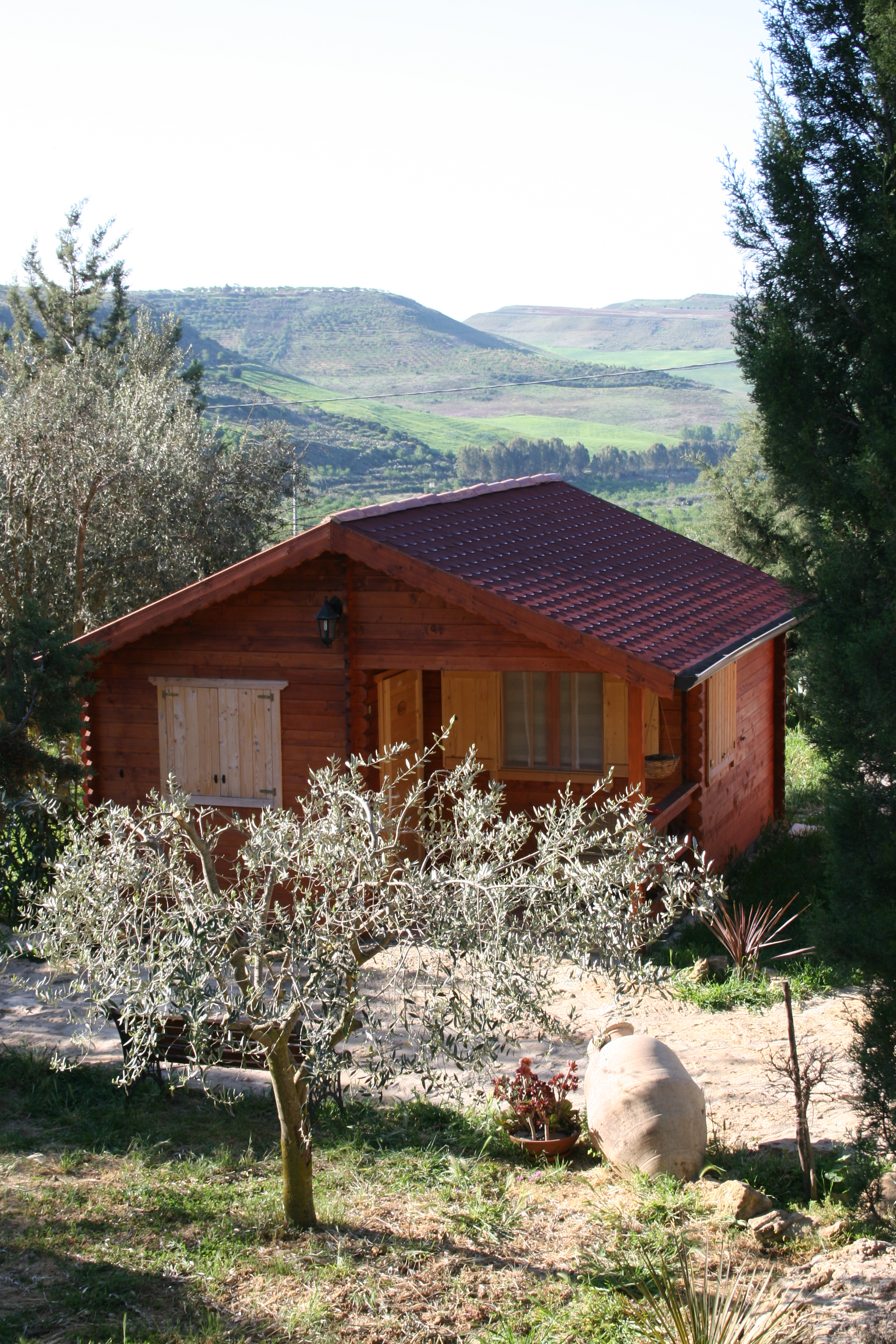 Chalet Oleandro