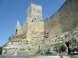 Castello di Lombardia a Enna