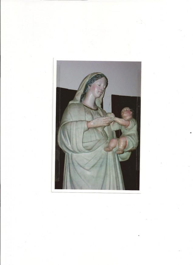 Foto Madonna Convento Gerace