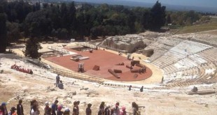 Greek Theatre of Siracuse