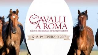 Cavalli a Roma 2017
